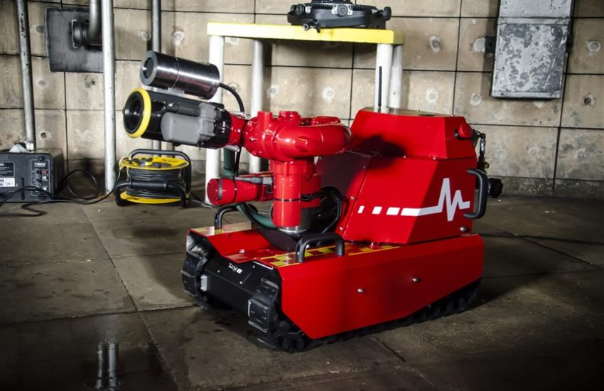 HOPE Technik - Firefighting Robot